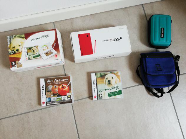 Nintendo dsi, nintendo ds lite, giochi: art academy,