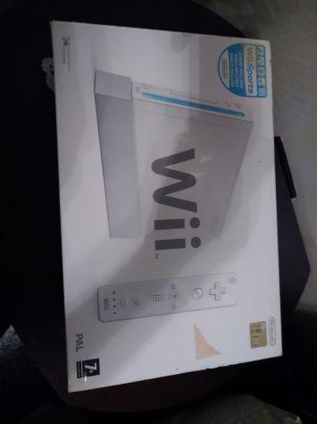 Wii consol giochi