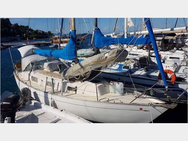 Barca a velahallberg rassy monsun 31 anno1974 lunghezza mt9