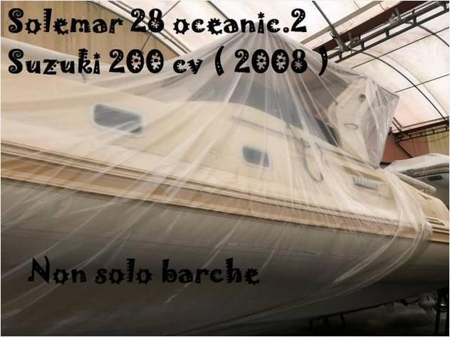 Gommonesolemar 28 ocean anno2008 lunghezza mt9