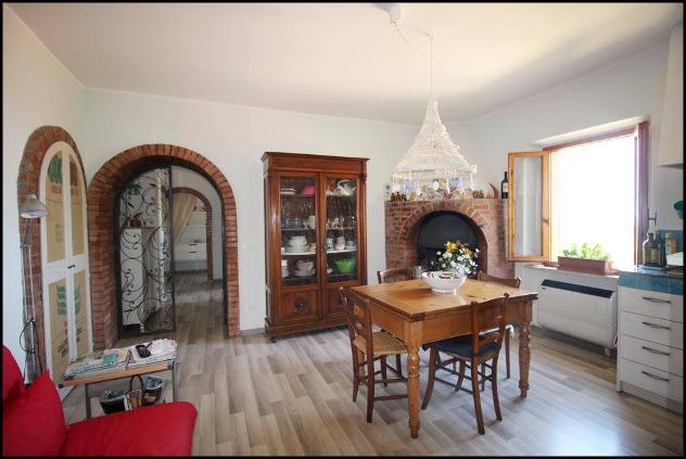 Appartamento in vendita a castagneto carducci 65 mq rif: