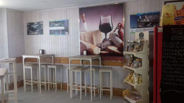 Attività commerciale a sestriere - gastronomia