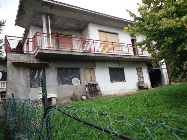 Casa indipendente in vendita a borgiallo
