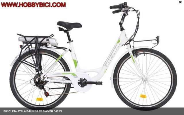 E-bike atala e-run lady nuove