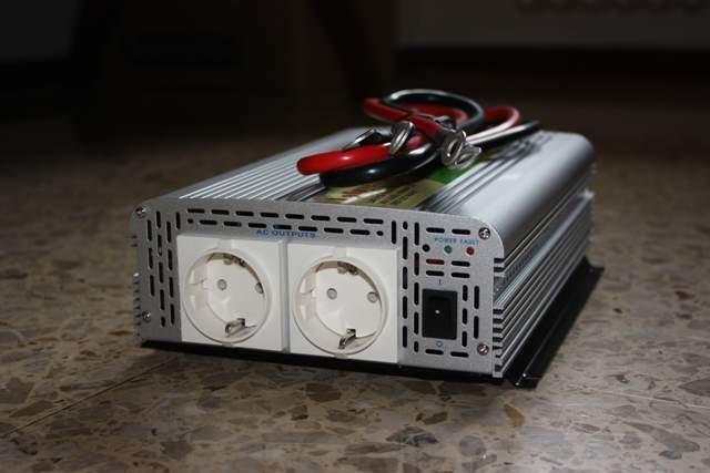 Inverter auto/camper 1000 watt il migliore