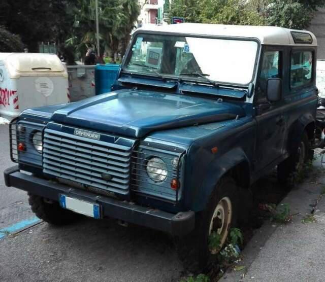 Pneumatico Posteriore Land Rover Defender 110//130 fino anno 98