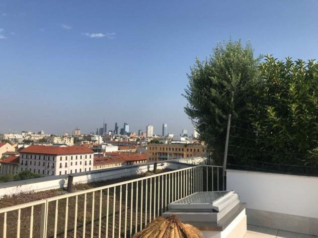 Appartamento di 125 m² con 2 locali in affitto a milano