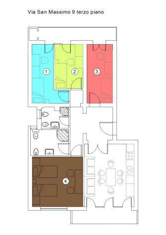 Camera doppia ospedali