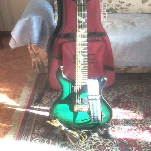 Chitarra elettrica paul reed smith