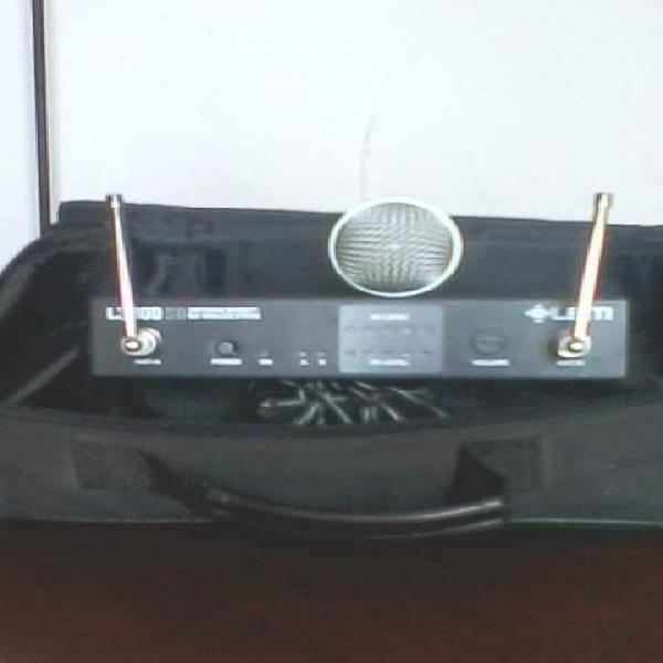 Microfono lem wireless