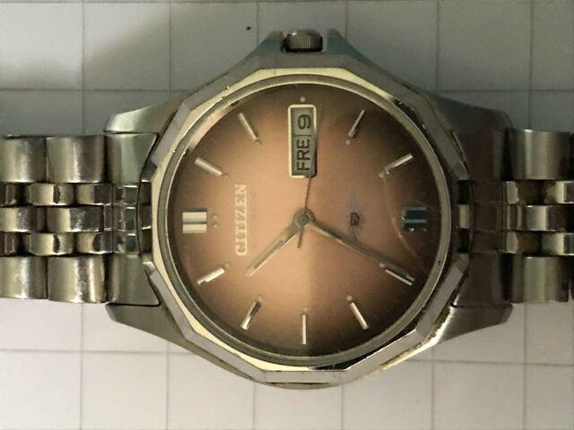 Orologio citizen automatico vintage