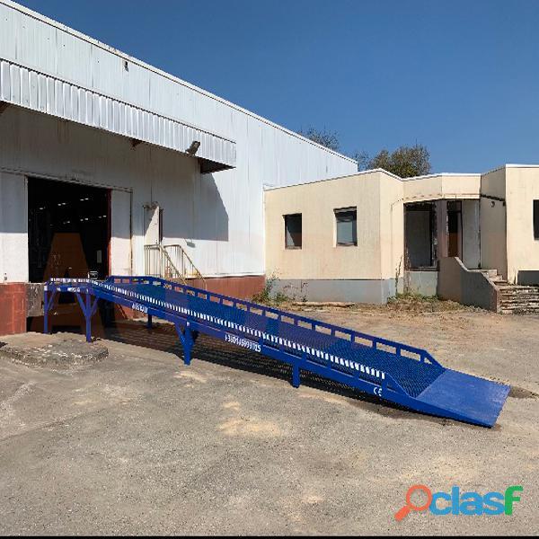 Acquista le rampe di dal produttore ausbau carico da piazzale
