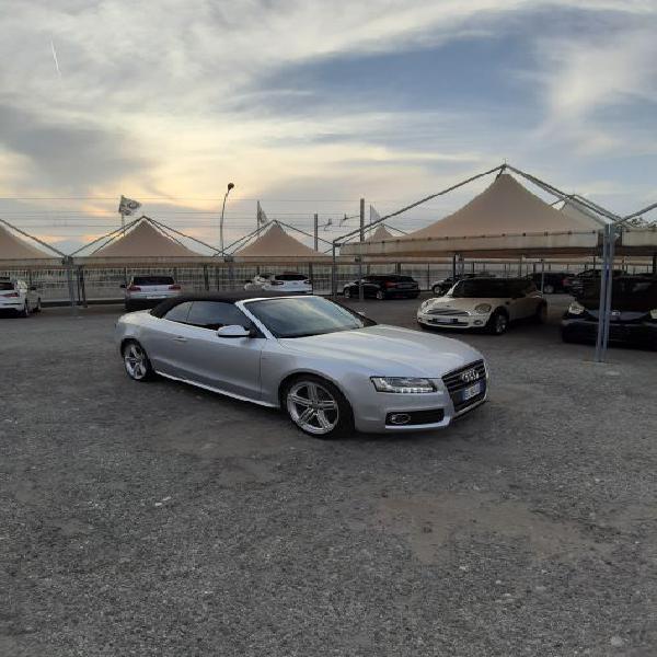 Audi a5 audi a5 2.0 cabrio diesel business