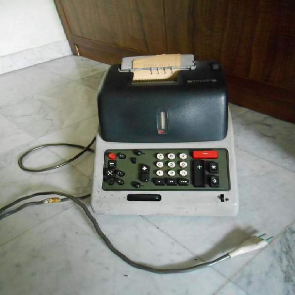 Calcolatrice olivetti multisumma 24