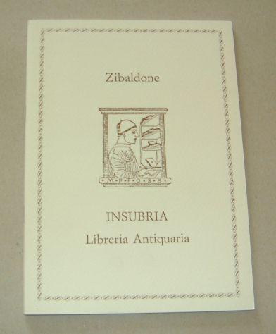 Catalogo insubria - nr. 2