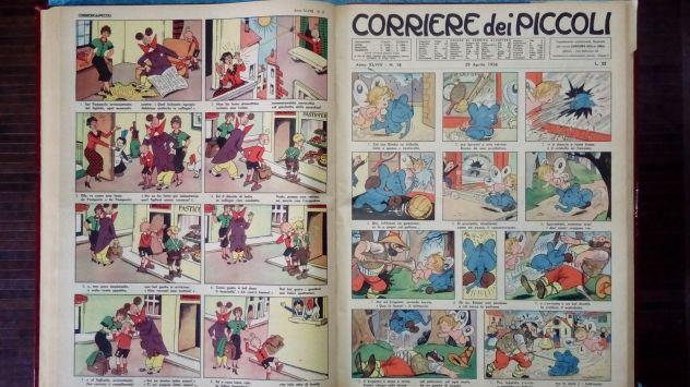 Corriere dei piccoli anni 50