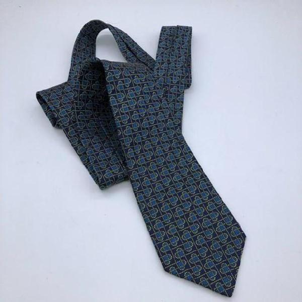 prezzo più basso con top design selezione premium Cravatta hermes blu 【 SCONTI Ottobre 】 | Clasf