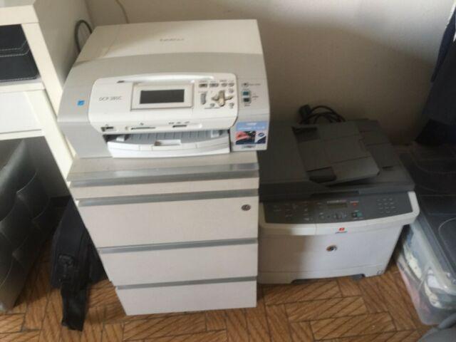 Due stampanti funzionanti