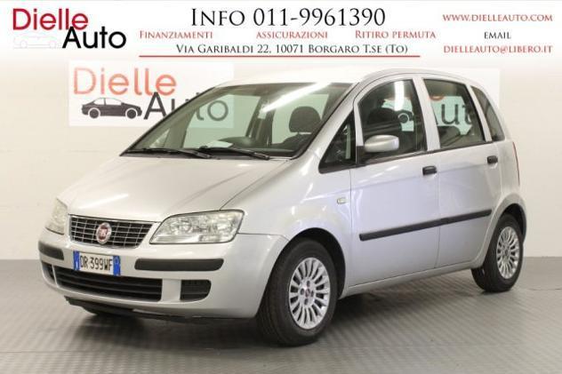 Fiat idea 1.4 gpl 77cv blacklabel rif. 11824554