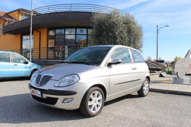 Lancia ypsilon 1.4 16v platino - unico proprietario rif.