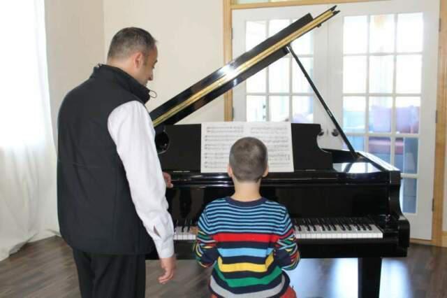 Lezioni pianoforte professionali 30 euro milano