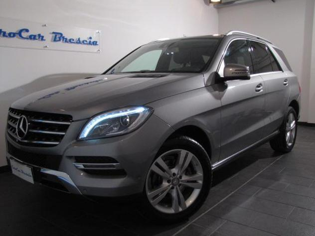 Mercedes classe ml 250 bluetec sport 4 matic - euro 6/b -