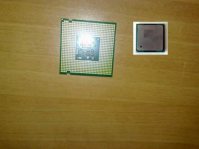 Processore 2.66 ghz 533 mhz intel 331 sl98v