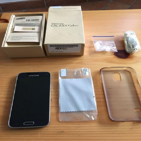 Samsung galaxy s5 mini + cover e pellicola spigen
