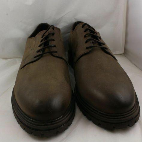 Scarpe pelle marrone 【 SCONTI Febbraio 】 | Clasf