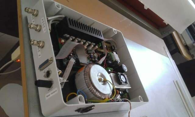 Scheda elettronica per cnc, 8a x motore potentissima