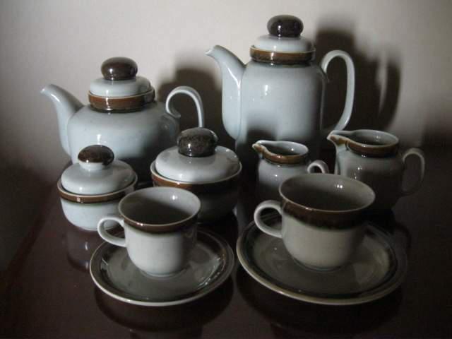 Servizio te' per 12 porcellana winterling bavaria