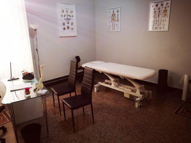 Studio ad uso medico o fisioterapico