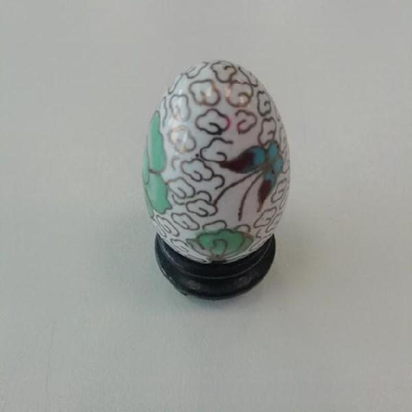 Uovo piccolo cloisonne