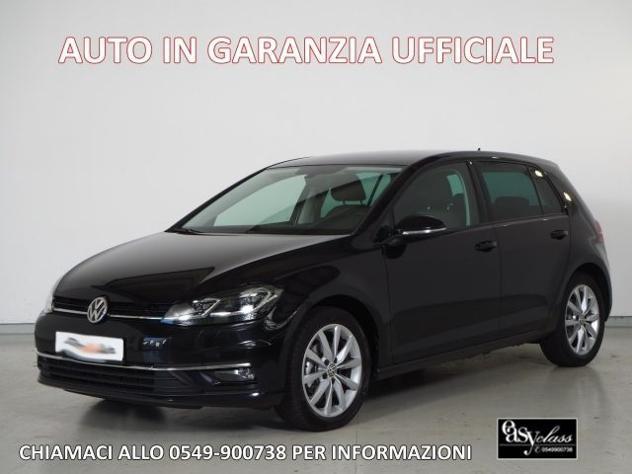 Volkswagen golf 1.5 tsi 150 cv act 5p. highline navi virtual