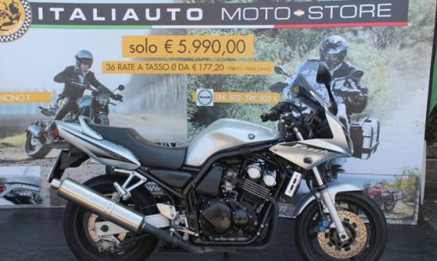 Yamaha fz6 fazer 2003 rif. 11813599