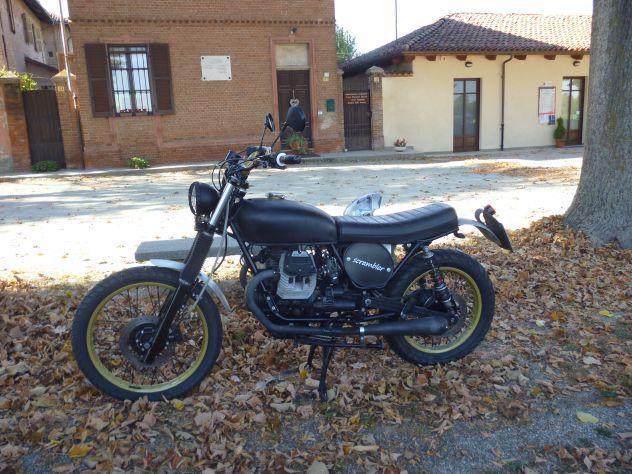 Moto guzzi scrambler special