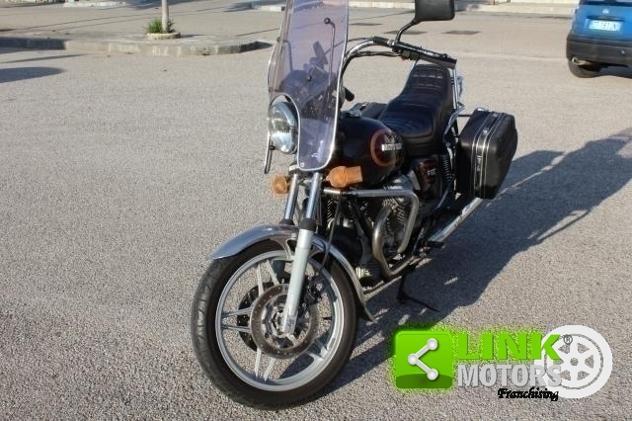 Moto guzzi v65c 1985 ben conservata,iscritta asi