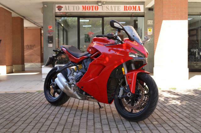 Ducati supersport 939 *unipro*