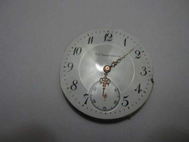 Meccanismo orologio mi cronometer dia.43mm