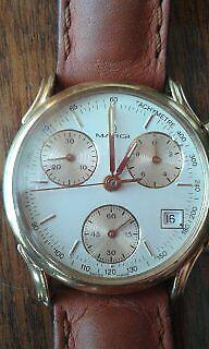 Orologio vintage anni '80 margi