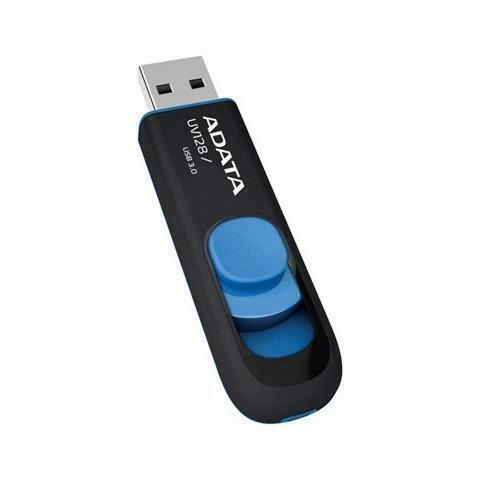 Usb 32 gb uv128 interfaccia usb 3.0 colore nero / blu