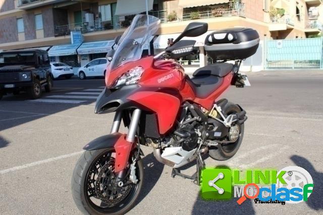 Ducati multistrada 1200 benzina in vendita a viterbo (viterbo)