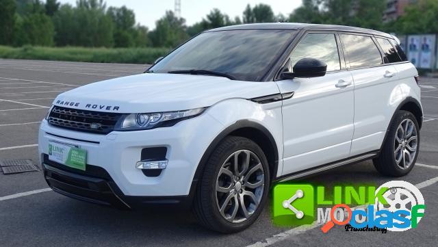 Land rover evoque diesel in vendita a poggibonsi (siena)