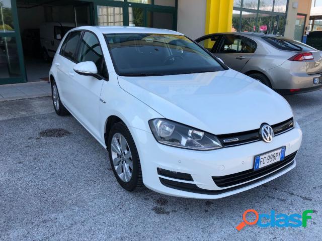 Volkswagen golf metano in vendita a tolentino (macerata)