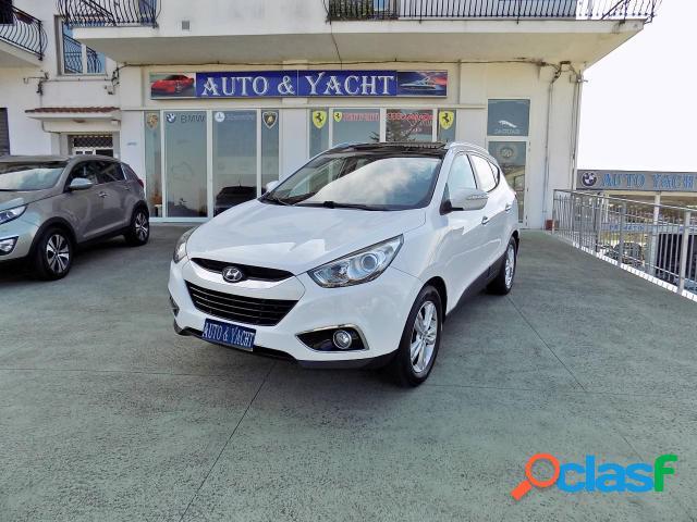 Hyundai ix35 diesel in vendita a padula (salerno)