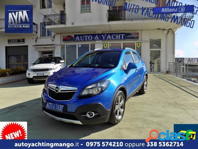 Opel mokka diesel in vendita a padula (salerno)