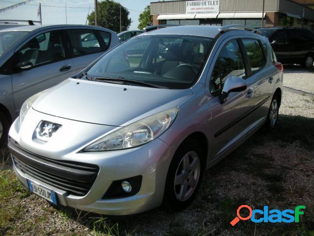 Peugeot 207 sw benzina in vendita a sant'agata sul santerno (ravenna)