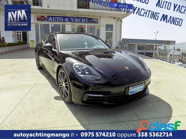 Porsche panamera diesel in vendita a padula (salerno)