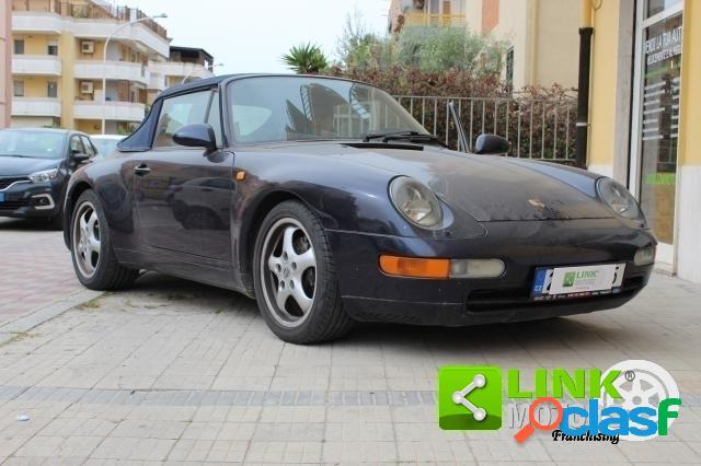 Porsche 911 cabrio benzina in vendita a cagliari (cagliari)