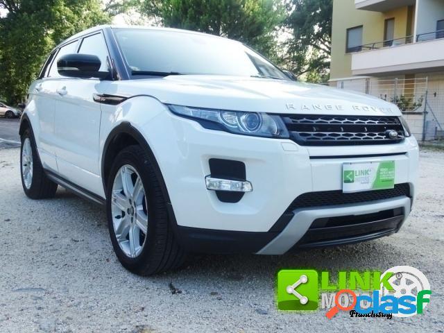 Land rover evoque diesel in vendita a spoltore (pescara)